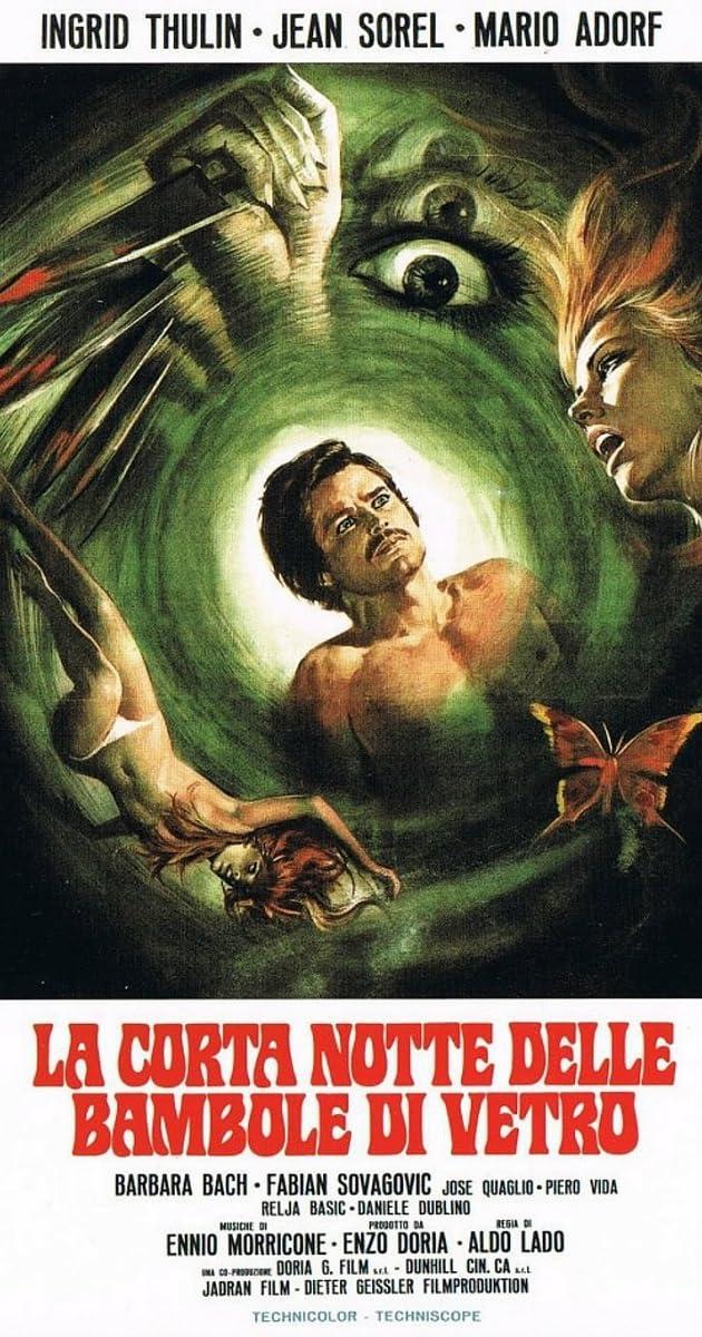 Conosciuto La corta notte delle bambole di vetro (1971) - IMDb QN31