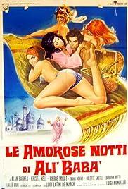 Le amorose notti di Ali Baba Poster