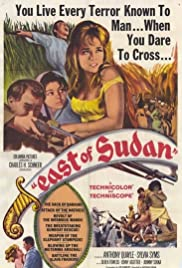East of Sudan (1964) Poster - Movie Forum, Cast, Reviews