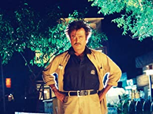 Rajinikanth in Baasha (1995)