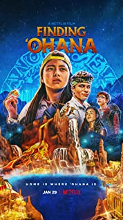 Finding 'Ohana poster
