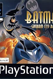 Batman: Gotham City Racer Poster