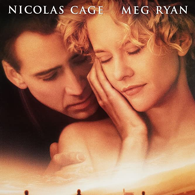 Nicolas Cage and Meg Ryan in City of Angels (1998)