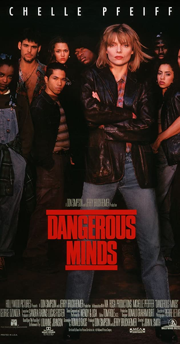dangerous minds imdb