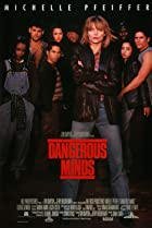 Dangerous Minds (1995) Poster