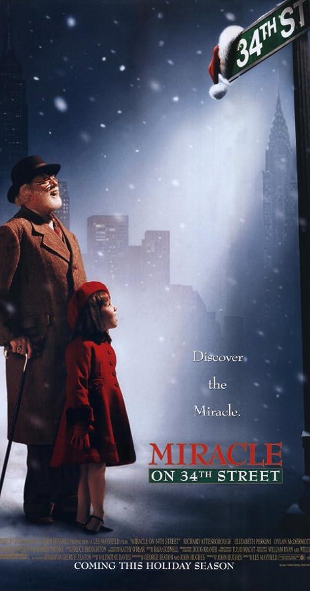 Miracle On 34th Street 1994 Imdb