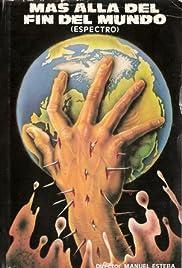 Espectro (Más allá del fin del mundo) Poster