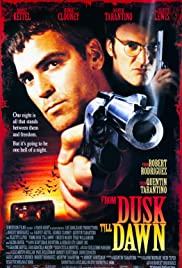 From Dusk Till Dawn (1996) Poster - Movie Forum, Cast, Reviews