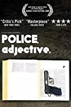 Image of Police, Adjective