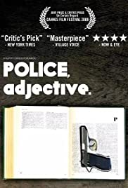 Police, Adjective (2009) Poster - Movie Forum, Cast, Reviews