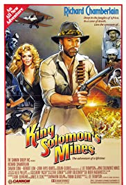 King Solomon's Mines(1985) Poster - Movie Forum, Cast, Reviews