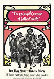 Cockeyed Cowboys of Calico County(1970) Poster - Movie Forum, Cast, Reviews