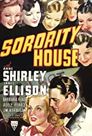 Sorority House (1939) Poster - Movie Forum, Cast, Reviews