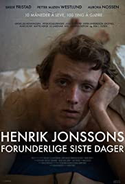 Henrik Jonssons forunderlige siste dager Poster
