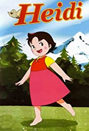 Heidi: A Girl of the Alps Poster