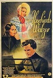 Abschiedswalzer Poster