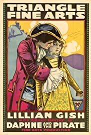 Daphne and the Pirate Poster