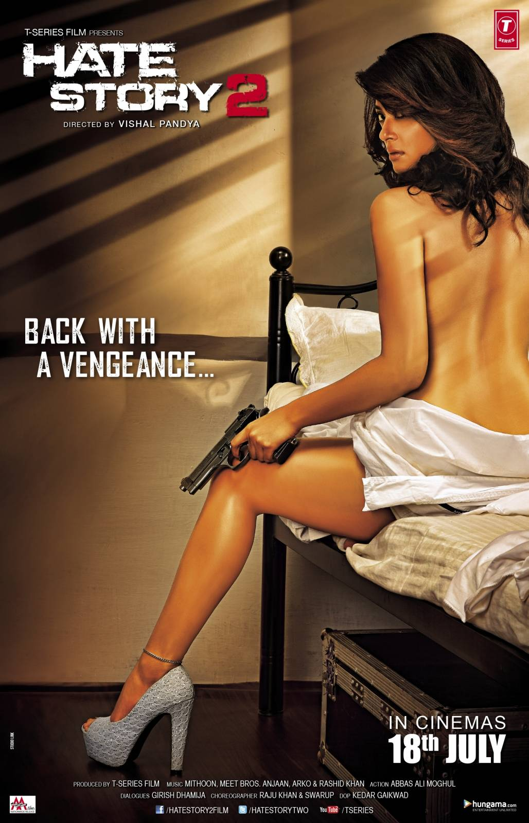 Hate story 2 (2014) watch full hd streaming movie online free.