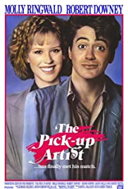 The Pick-up Artist Poster