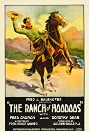 Hoodoo Ranch Poster