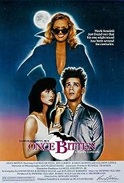 once bitten imdb once bitten poster