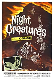 Night Creatures (1962) Poster - Movie Forum, Cast, Reviews