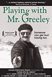 Playing with Mr. Greeley Poster