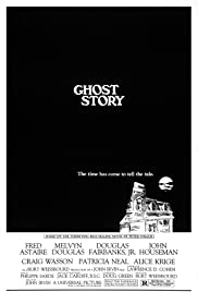 Ghost Story(1981) Poster - Movie Forum, Cast, Reviews