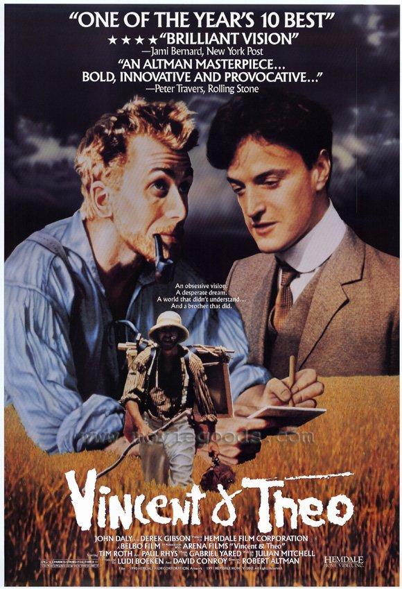 """Résultat de recherche d'images pour """"Vincent et Théo 1990"""""""