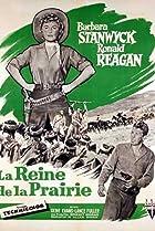 Cattle Queen of Montana (1954) Poster