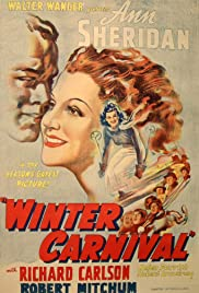 Winter Carnival Poster