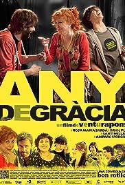 Any de Gràcia Poster