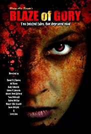 Blaze of Gory Poster