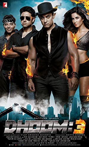 Dhoom 3 (2013) Movie Poster