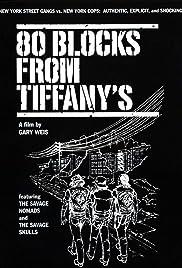 80 Blocks from Tiffany's Poster