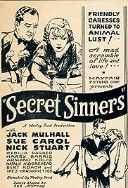 Secret Sinners Poster