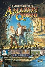 Flight of the Amazon Queen Poster