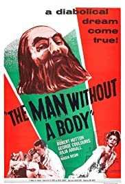 The Man Without a Body Poster