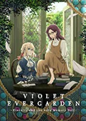 Violet Evergarden: Eternity and the Auto Memory Doll (2019) poster