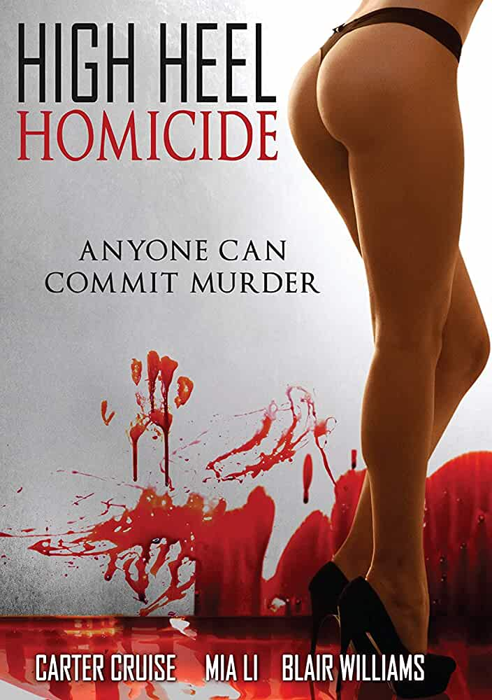 High Heel Homicide 2017 English 720p HDRip full movie watch online freee download at movies365.cc