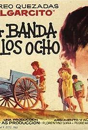 La banda de los ocho Poster