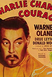 Charlie Chan's Courage (1934) Poster - Movie Forum, Cast, Reviews