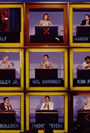 The Hollywood Squares Poster