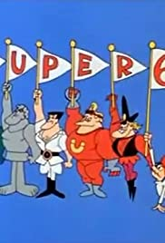 The Super 6 Poster