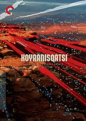 Poster Koyaanisqatsi - Prophezeiung