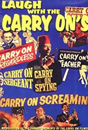 Laugh with the Carry Ons Poster