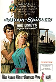 The Moon-Spinners (1964) Poster - Movie Forum, Cast, Reviews