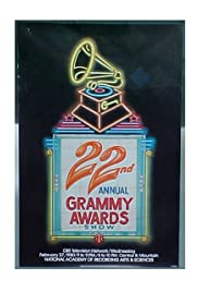 The 22nd Annual Grammy Awards Poster