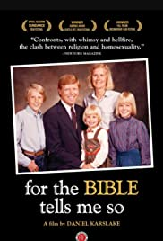 For the Bible Tells Me So Poster