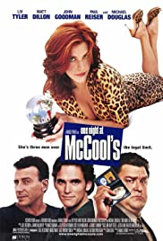 One Night at McCool's (2001) Poster - Movie Forum, Cast, Reviews